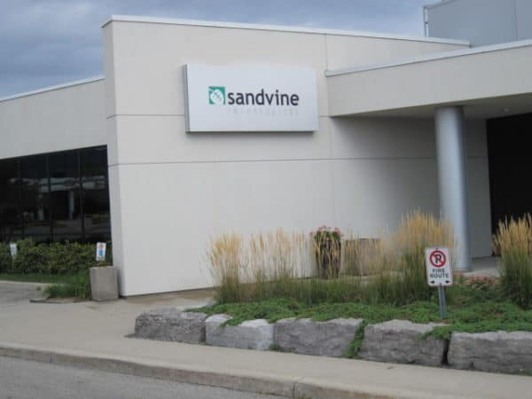 Sandvine today announced that its board has approved an open market stock buyback program for the purchase of up to approximately 12.5 million common shares over a one-year period. The number is nearly 10% of the 138,551,030 shares it had issued and outstanding yesterday.