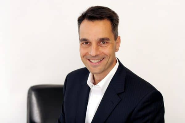 Peer 1 CEO Fabio Banducci says the acquisition of UK-based NetBenefit vaults the company into
