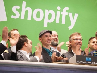 Shopify has 26 per cent upside, Industrial Alliance Securities says