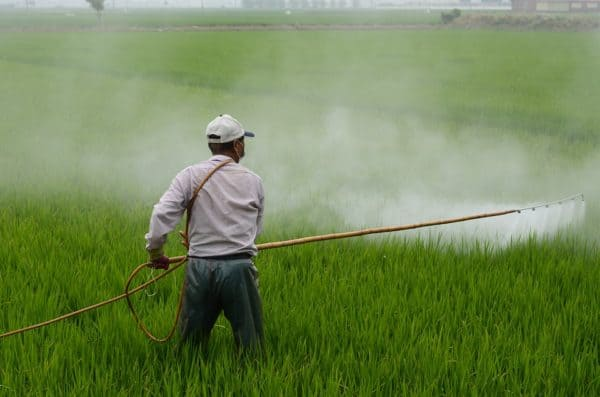 herbicides are being sprayed on federal lands