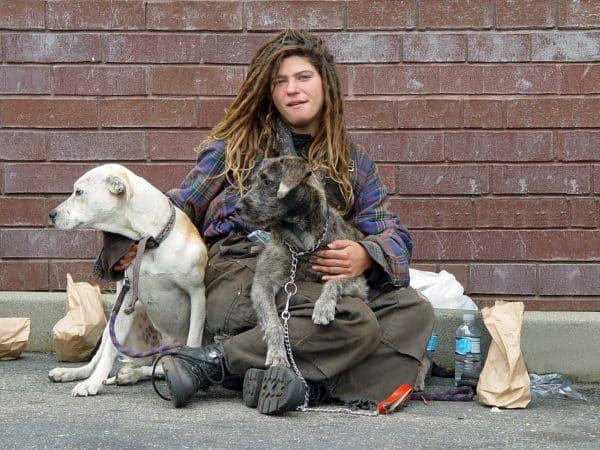 homeless kids mental health
