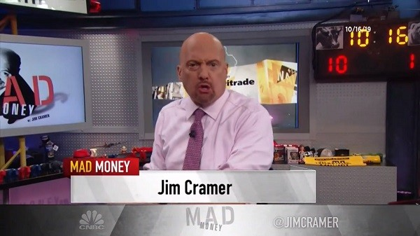 Jim Cramer Canopy Growth Corp